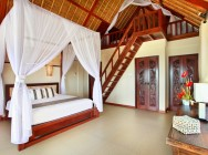 Villa Bukit Lembongan bedroom