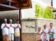 Villa Bukit Lemongan staff