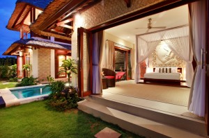 Villa Bukit Lemongan pool